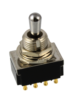 Switchcraft EP-4362-000 4-Pole Toggle Switch