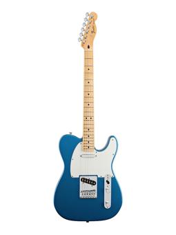 Fender Mex Standard Telecaster Lake Placid Blue Mn