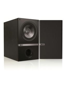 Kef Coppia diffusori KEF Q 100 Black 2 vie UNI-Q