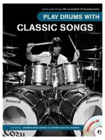 Volonte Play Drums With Classic Songs