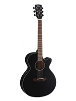 Cort SFX-E- Black Satin
