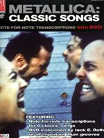 Volonte METALLICA CLASSIC SONGS + DVD