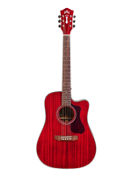 Guild D-120CE Red