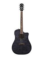 Fender T-Bucket 300CE Trasparent Black