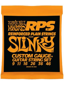 Ernie Ball 2241 Hybrid Rps Slinky