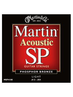 Martin MSP-4100 Phosphor Bronze Light