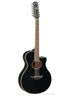 Yamaha APX-700 II-12 Black