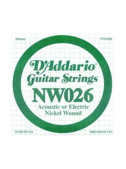 Daddario NW026