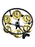 Meinl THH1B-BK Hihat tambourines Black