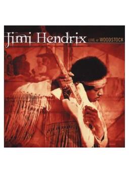 Volonte JIMI HENDRIX LIVE AT WOODSTOCK