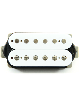 Seymour Duncan SH-PG1b Pearly Gates, bridge, White