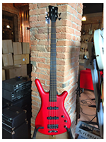 Warwick Corvette ProSeries 4 Burgundy Red