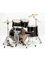 Tamburo T5S22BSSK Black Sparkle