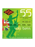 Rotosound RS-555LD Solo Bass Stainless Steel