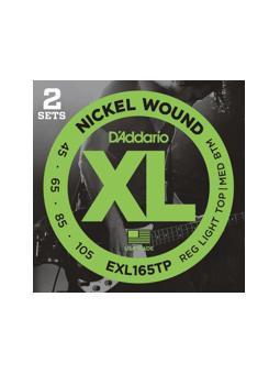 Daddario EXL165  2-Set