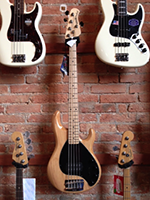 Music Man Stingray 5 Natural Mn