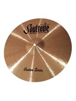 Soultone Custom Brillant Crash 19
