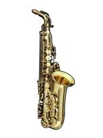 grassi AS210 Sax Alto MIb Laccato