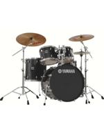 Yamaha New Stage Custom + Hardware HW780 - Raven Black (SET EXPO)