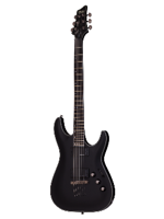 Schecter BlackJack SLS C-1 Satin Black