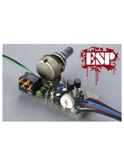 Esp MM-04 Preamp Booster