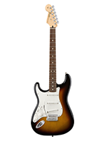 Fender Standard Stratocaster Left-Handed  Brown Sunburs
