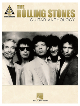 Volonte THE ROLLING STONES Guitar Anthology