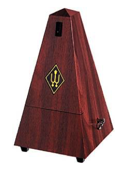 Wittner 855111 Plastic Metronome with Bell