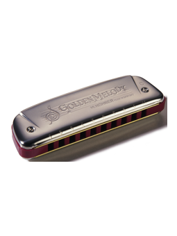 Hohner Gold Melody F