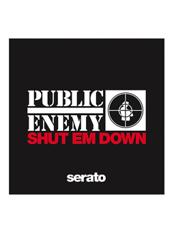 Serato Pressing Series Public Enemy