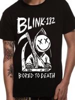 Cid BLINK 182 Bored to death black TG L