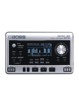 Boss Micro BR BR80 Digital Recorder