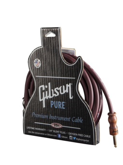 Gibson Pure Premium Cable 25 Cherry