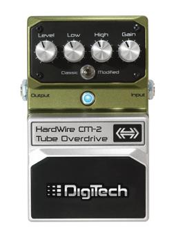 Digitech CM2 Tube Overdrive