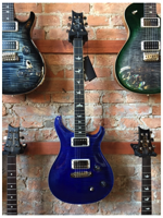 Prs McCarty Wood Library Blueberry 10-Top