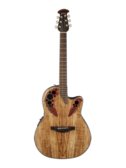 Ovation CE44P Celebrity Elite Plus Spalted Maple