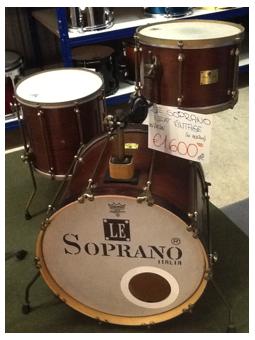Le Soprano Le Soprano New Vintage