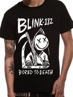 Cid BLINK 182 Bored to death black TG S