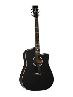 Tanglewood TW28-SL-CE Black