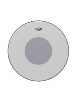 Remo P3-1122-10 - Coated Powerstroke 3 - Black Dot 22