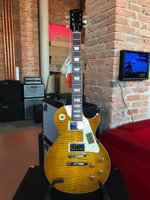 Gibson Custom Shop 1959 Les Paul Reissue Dirty Lemon M2M