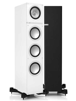 Kef Coppia diffusori KEF Q 500 White Da Pavimento