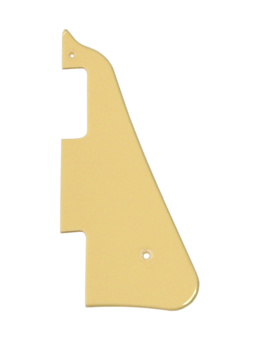 Allparts PG-0800-028 Pickguard for Gibson Les Paul Cream
