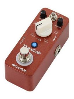 Mooer Trescab Speaker Cabinet Simulator