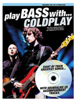 Volonte Play Bass With COLDPLAY + CD