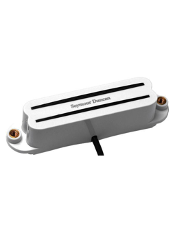 Seymour Duncan SHR-1B Hot Rails Bridge White