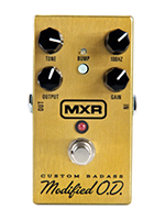 Mxr M77 Modified Od Badass Overdrive