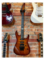 Esp ESP M-III USA CUSTOM TEA SUNBURST