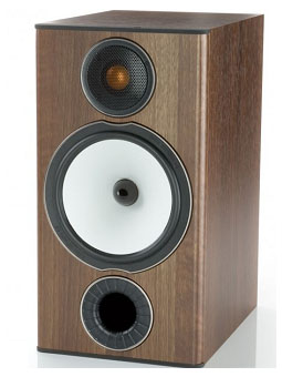 Monitor Audio BX2 WALNUT Coppia