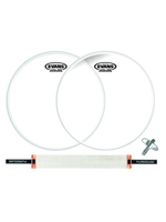 Evans EPP-G1RDH30 - Snare Drum Power Pack
